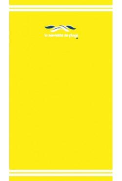 Drap de bain Yellow coco
