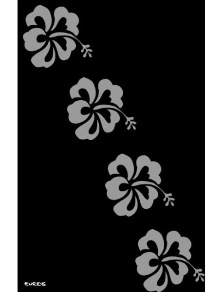 Paréo Hawai Firstly Black