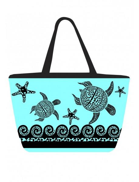 Sac mosaic turtle