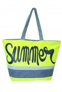 Sac de Plage Summer Green