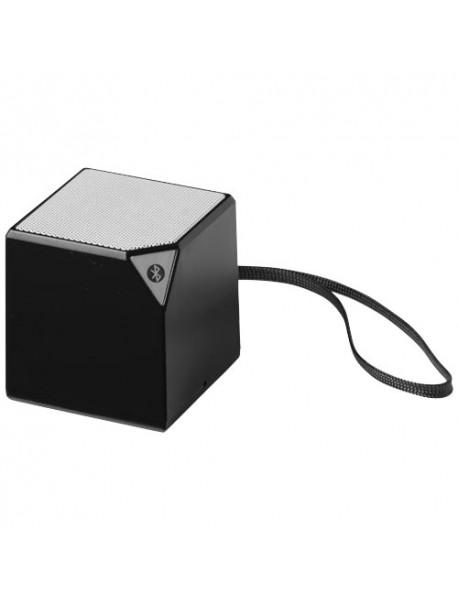 haut parleur bluetooth sonic avec micro int gr noir. Black Bedroom Furniture Sets. Home Design Ideas