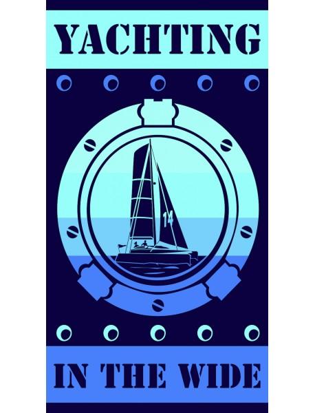 serviette de plage Yachting