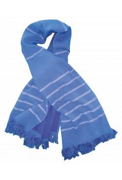 Fouta Ankara Doublée Blue jean