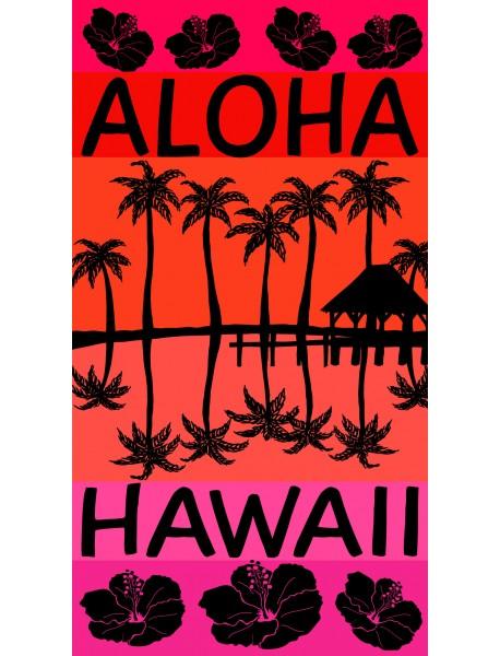 Serviette de plage Aloha