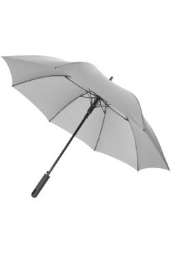 """Parapluie tempête semi automatique 23"""" Noon, gris"""