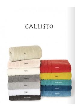 Linge de bain Callisto couleur Ivoire