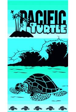 Drap de bain Turtle Wave Run
