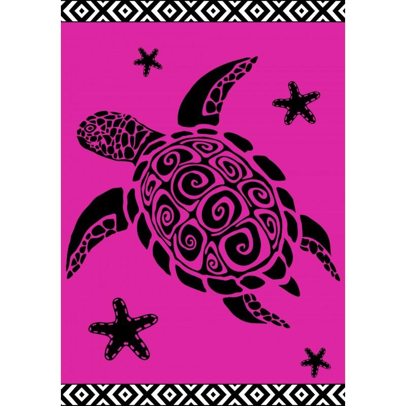 drap de plage xxl tartaruga. Black Bedroom Furniture Sets. Home Design Ideas