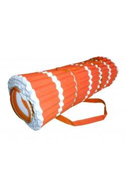 Matelas de plage Texty Orange
