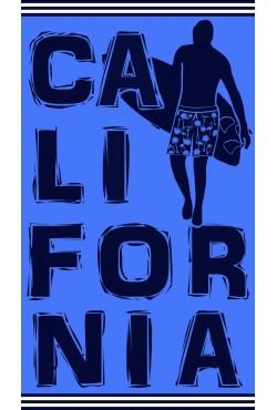 Serviette de plage California