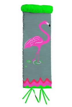 Matelas de plage Flamingo