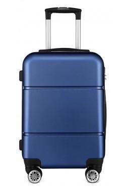 Valise Cabine 56cm Bleu