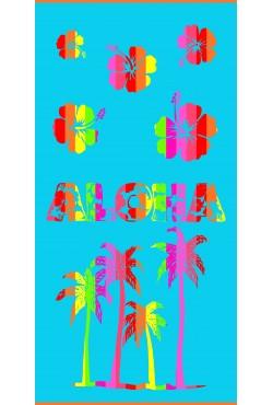 Drap de plage Aloha
